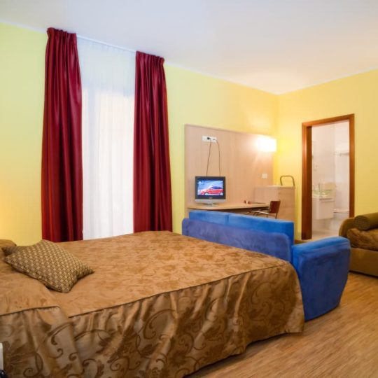 Camera Harmony - Hotel Marzia 3 Stelle Superior a Caorle