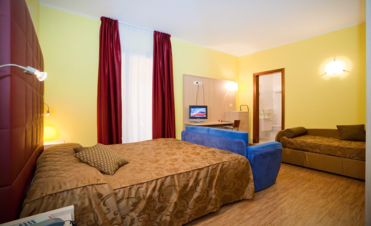 Camera Harmony - Hotel Marzia 3 Stelle Superior a Caorle